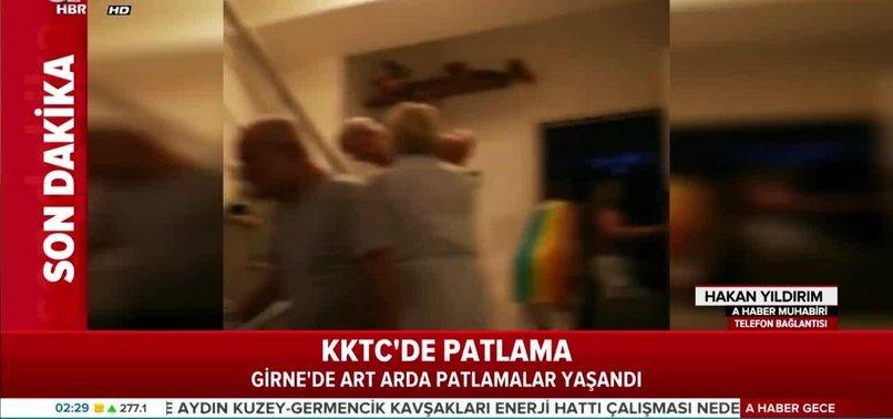 KKTC'DE PATLAMA SESLERİ! 5 YILDIZLI OTEL BOŞALTILDI