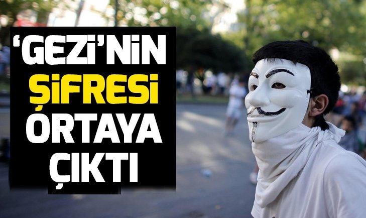 Gezi provokasyonunun şifresi soruşturma dosyasında