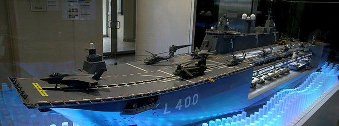 TCG Anadolu'nun donanmaya ne zaman katılacağı belli oldu