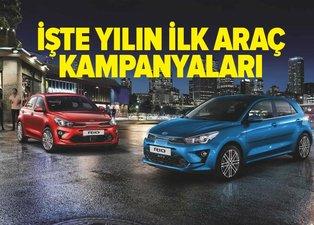Son dakika: 0 faizli araba kampanyaları | Sıfır otomobil alacakların beklediği haber! Faizler sıfırlandı fiyatlar düştü