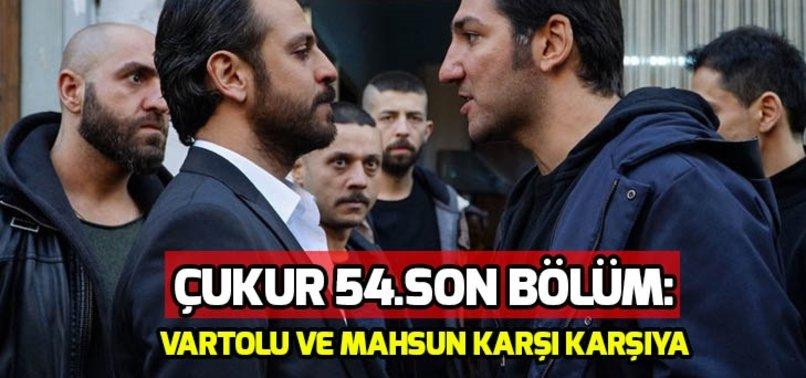 çukur 55yeni Bölüm Fragmanı Selim Neyin Peşinde çukur 54son