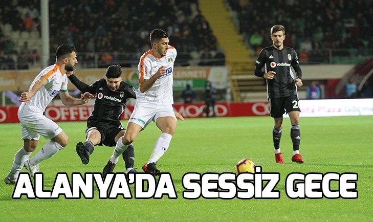 ALANYA'DA SESSİZ GECE!