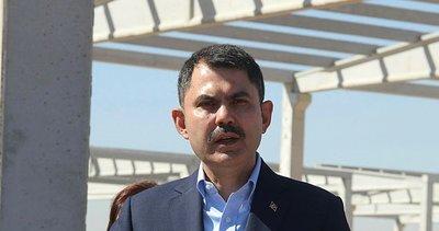 Çevre ve Şehircilik Bakanı Murat Kurum'dan dikkat çeken Paris İklim Anlaşması açıklaması