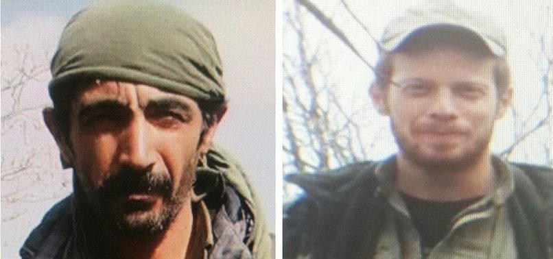 PKK'YA BÜYÜK HANÇER VURULDU