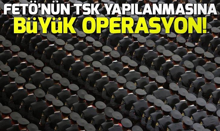 İSTANBUL'DA FETÖ'YE BÜYÜK OPERASYON