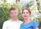 Rusya'da cinnet getiren çocuk ailesini balta ile öldürdü | Video