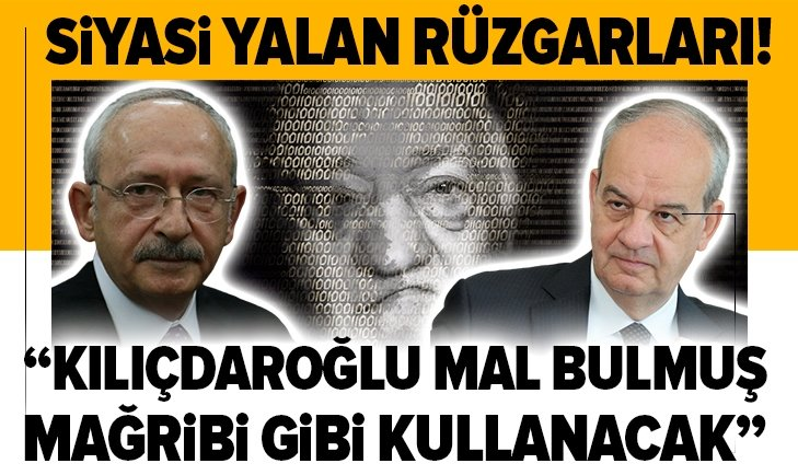 Mahmut Övür'den dikkat çeken İlker Başbuğ,  Kemal Kılıçdaroğlu ve FETÖ yazısı! Siyasi yalan rüzgarları