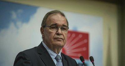 CHP Sözcüsü Faik Öztrak Türkiye'yi karaladı! Tartışma yaratacak sözler