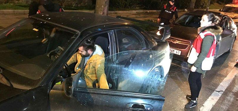 İSTANBUL'DA 2 BİN POLİSLE 'YEDİTEPE HUZUR' UYGULAMASI