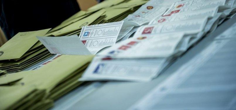 Mudurnu'da Kim nereden ne  kadar oy aldı
