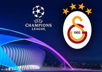 Merakla bekleniyor! İşte Galatasaray'ın Şampiyonlar Ligi'ndeki rakipleri!
