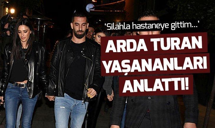 Arda Turan ve Berkay neden kavga etti? Arda canlı yayında anlattı! İşte tüm detaylar...