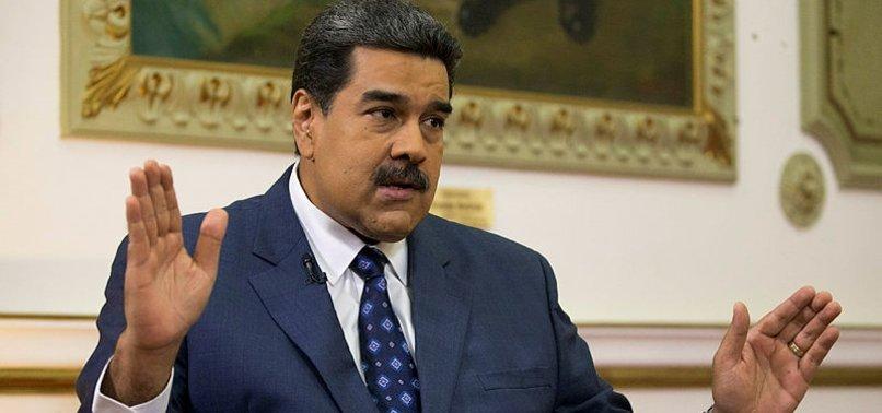 MADURO'DAN SINIR İÇİN DİKKAT ÇEKEN TALİMAT