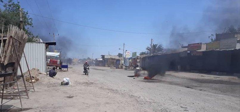 YPG/PKK YİNE SİVİLLERE ACIMADI