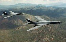 ABD savaş uçakları Kuzey Kore sınırında