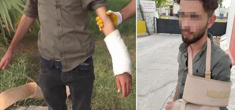 Tutuklanan Suriyeli teröristin ifadesi ortaya çıktı: Yakalanmasaydım bombaları İstanbul'a götürüyordum