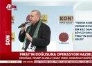 Başkan Erdoğan: Her an tepelerine çökebiliriz