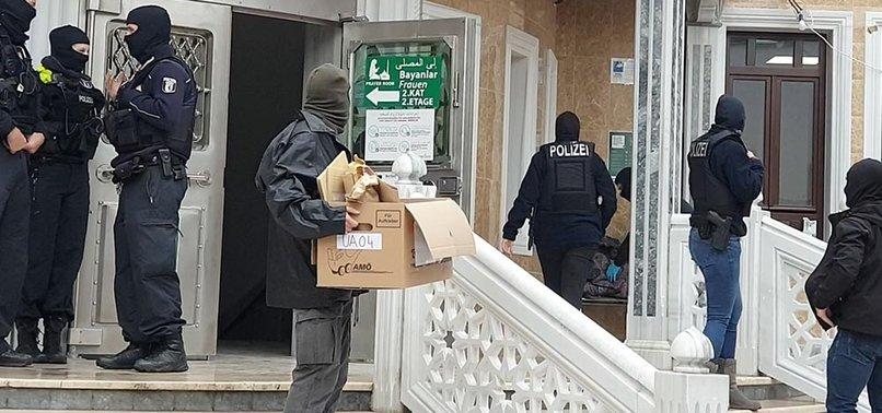 Son dakika: Türkiye'den Almanya'daki cami baskınına sert tepki