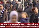 Son dakika: Vatandaştan AK Partinin koronavirüs ile mücadelesine yüzde 90 destek! İşte anket sonuçları |Video