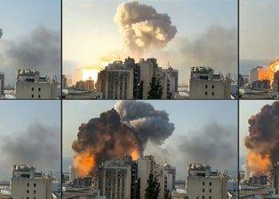 Beyrut'taki patlamayla ilgili eski CIA uzmanından flaş açıklama: Turuncu ateş topuna bakın bu kesinlikle...