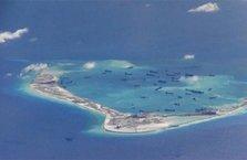 ABD gemilerinden Çin'e gözdağı