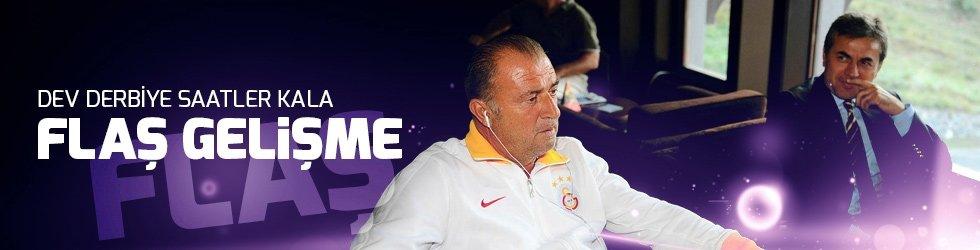 Fenerbahçe Galatasaray maçı için flaş gelişme! Derbiye saatler kala işte muhtemel 11'ler