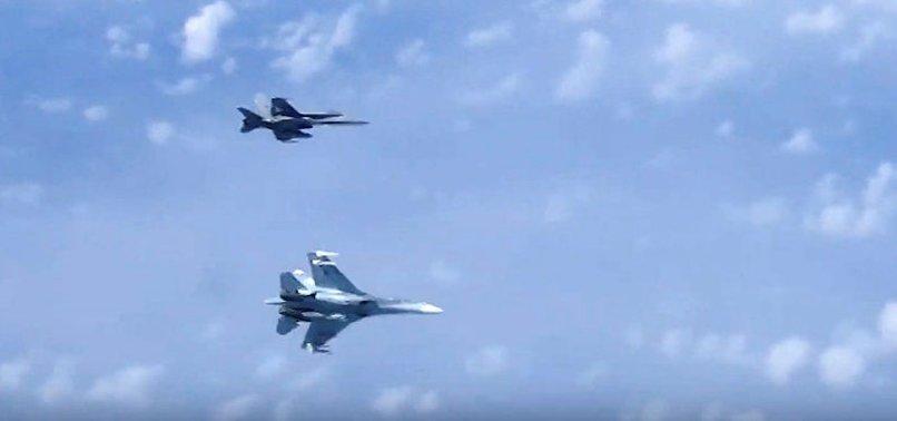 NATO'DAN JET KRİZİNDE RUSYA'YA SUÇLAMA