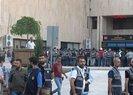Son dakika: HDP'nin 3 büyükşehir belediye başkanlığı binası polis çemberine alındı