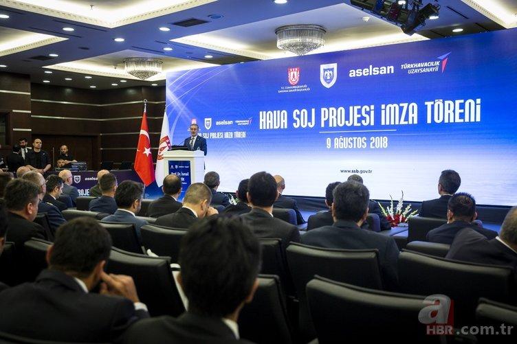 İMZALAR ATILDI! TÜRKİYE'NİN ÇILGIN PROJESİ HAVA SOJ GELİYOR...
