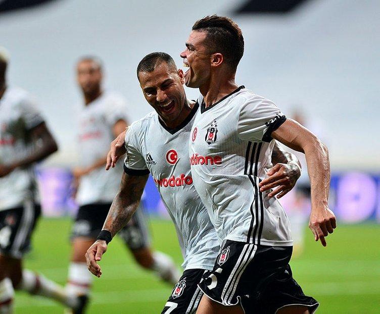 SÜPER LİG'DE İLK TRANSFER BEŞİKTAŞ'TAN!