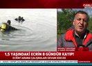 Kayıp Ecrin kaçırıldı mı? Arama çalışmalarında 8.gün   Video