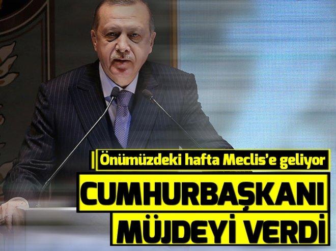 """CUMHURBAŞKANI ERDOĞAN'DAN """"YARDIMCI DOÇENT"""" AÇIKLAMASI"""