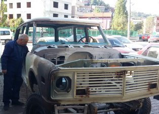 1971 model efsane Chevrolet Suburban'ın değişimi şaşkına çevirdi