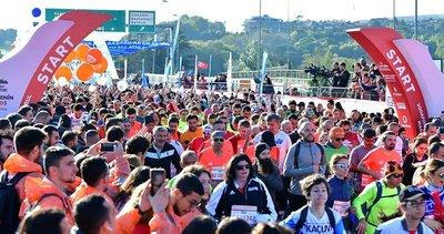 Son dakika | İstanbul Maratonu'nu Kenyalı atlet Benard Cheruiyot Sang kazandı