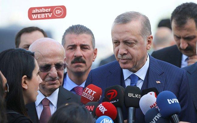 Erdoğan'dan 'Miraç Gecesi' için 'Kandil' uyarısı ile ilgili görsel sonucu