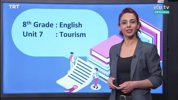 8.Sınıf İngilizce Konu: Tourism