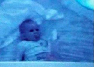 Gören dehşete düştü! Bebek kamerasındaki en korkunç anlar