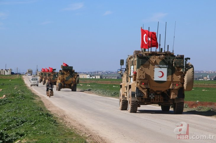 Son dakika: Dünya Türkiye'yi konuşuyor! Bahar Kalkanı Harekatı...