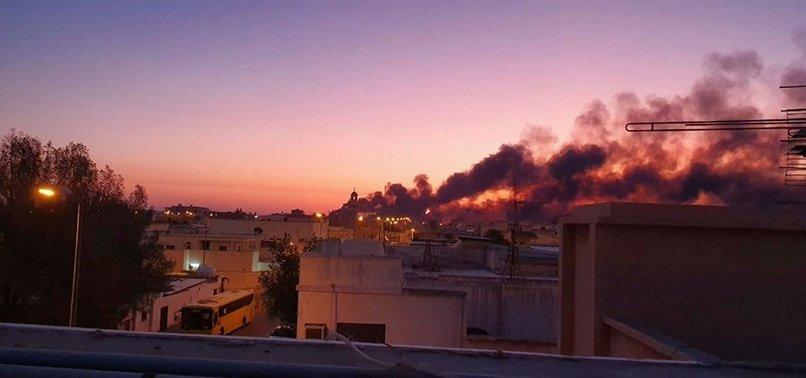 Petrol tesislerine düzenlenen saldırıda flaş gelişme…