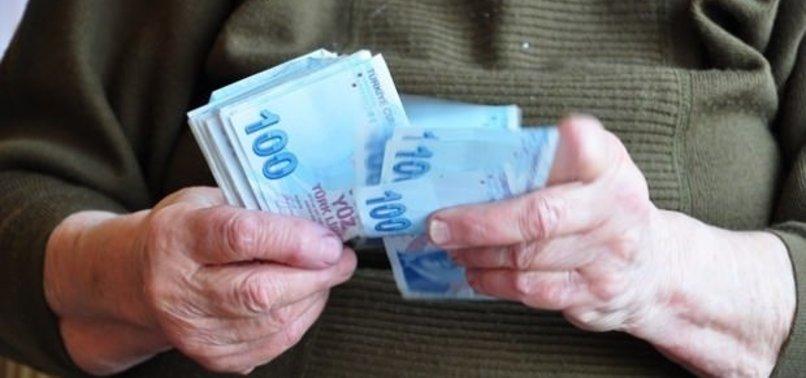 Emekliye bayram öncesi çifte ödeme