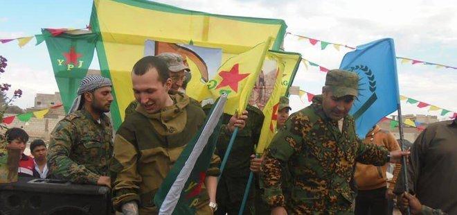 RUS ASKERLERİNİN YPG ARMASI TAKMASI ANKARA'YI ÜZDÜ