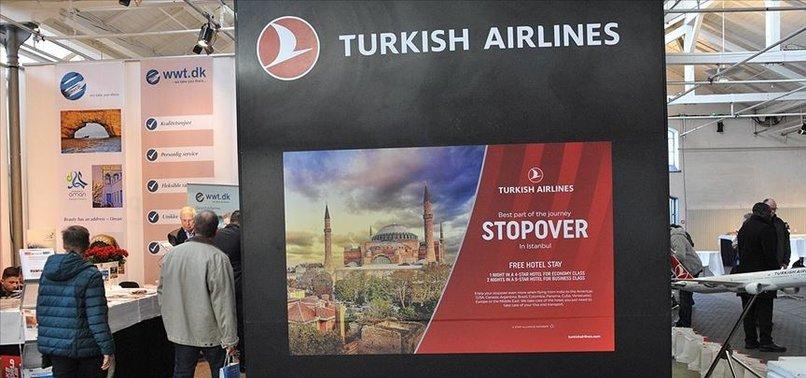 """THY'den Danimarka'da """"Stopover"""" ile İstanbul tanıtımı"""