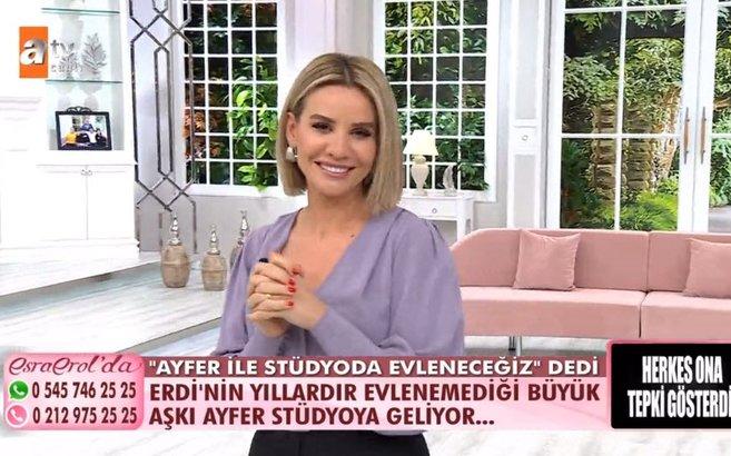 Τελευταία στιγμή … Η Esra Erol παρακολουθεί ζωντανή μετάδοση, Τρίτη 29 Δεκεμβρίου | Video ATV