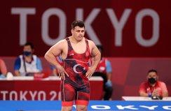 Olimpiyat Oyunları'nda Rıza Kayaalp fırtınası