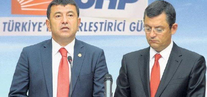 CHP'DEN PKK VE FETÖ'YE BAYRAM ZİYARETİ