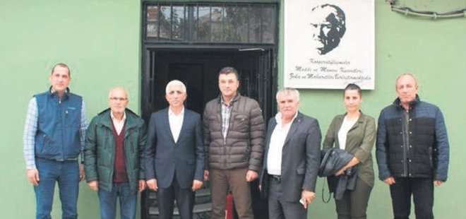 CHP'Lİ BAŞKAN BAKIN NELER NELER YAPMIŞ!