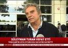 Yeşilçam'ın usta ismi 83 yaşında vefat etti  Süleyman Turan kimdir? Ölüm sebebi ne? - VİDEO