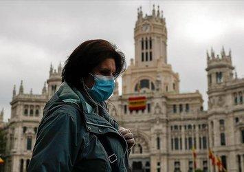 İspanya'da son 24 saatte 267 kişi coronavirüsten öldü