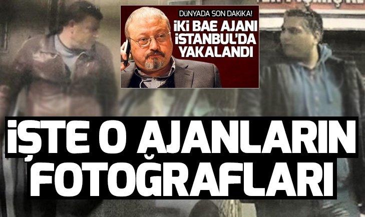 İstanbul'da casus operasyonu! İki ajanın görüntüleri ortaya çıktı