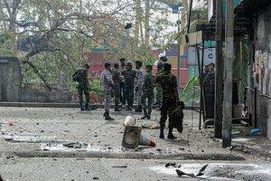 Son dakika: Sri Lanka'da hayatını kaybeden Türk mühendislerin cenazeleri getirildi